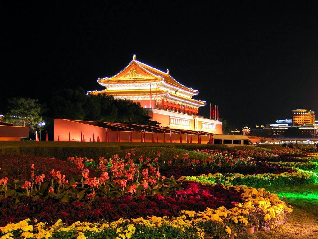 Обои девушки, летний дворец, пекин. Разное foto 16